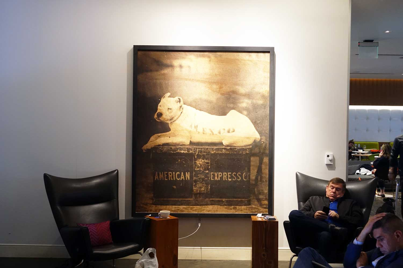 Amex Centurion Lounge SFO Review - San Francisco