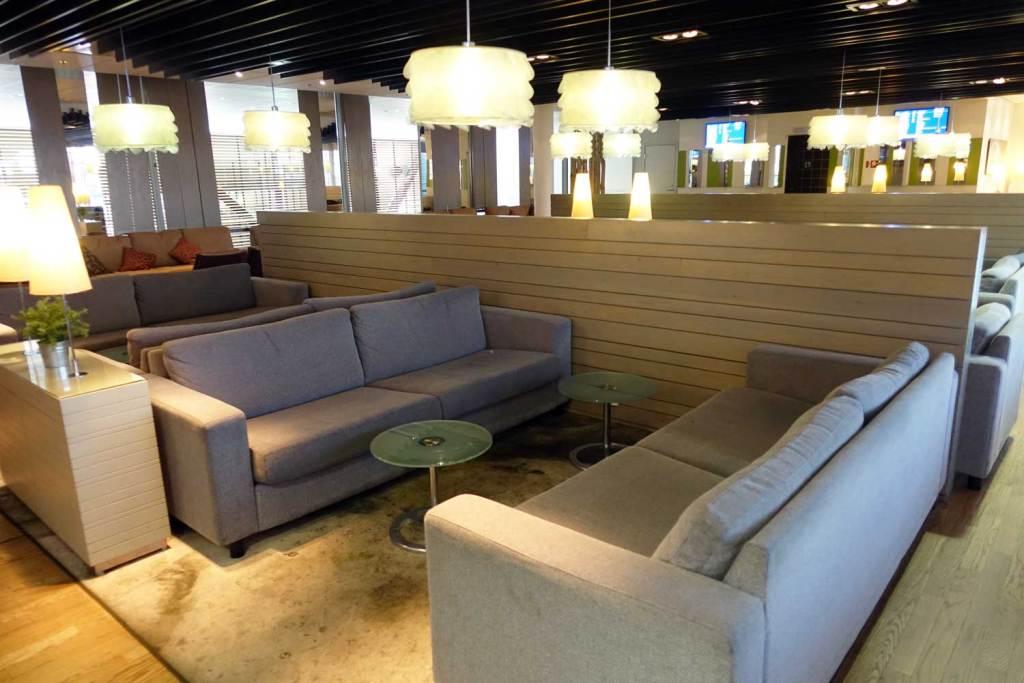 OSL Lounge sofas