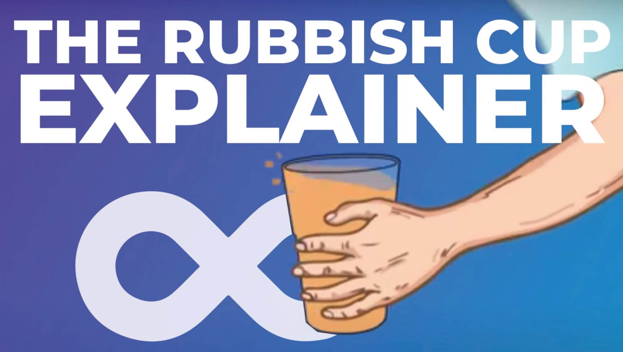 The Rubbish Cup Explainer Video