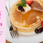 Pancakes That Melt In Your Mouth