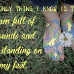 Although I Stumble, I Am Still Standing
