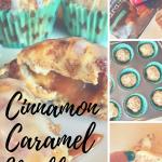 Cinnamon Caramel Muffins