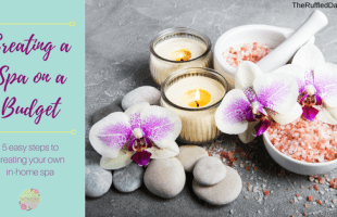 Creating A Spa On A Budget
