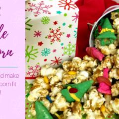Elf Maple Popcorn