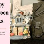 Spooky Halloween Book DIY
