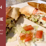 Crunch Wrap Supreme – EASY recipe