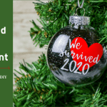 We Survived 2020 DIY Ornament