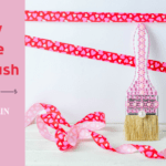 Blinged Out Gnome Paintbrush DIY