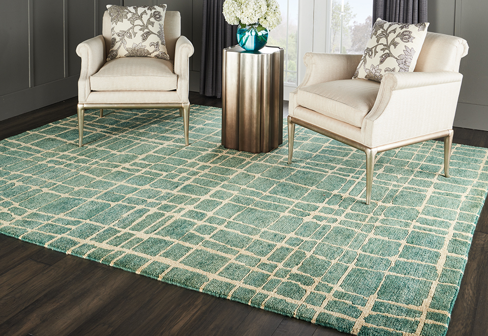 Tahoe Collection wool area rug by Nourison, Product no. TAHMO_MTA03_TURGN