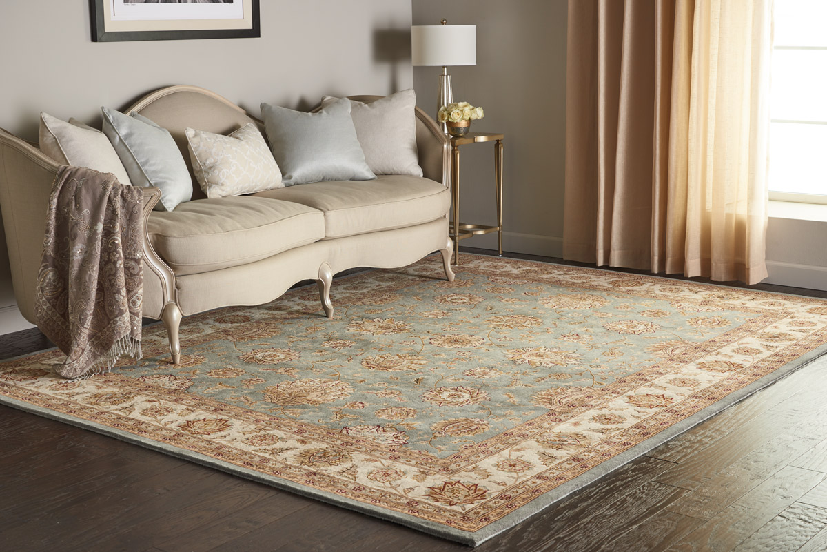 History of Persian rugs - Nourison 2000 Collection rug