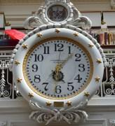 Clock in the DAR Library, Washington, D.C.