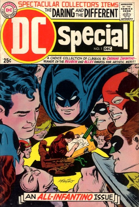 DC SPECIAL INFANTINO 1968