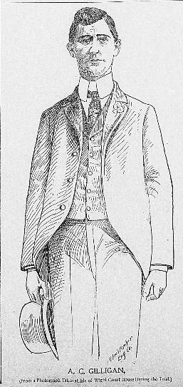 Gilligan, Richmond VA Times, June 24 1900