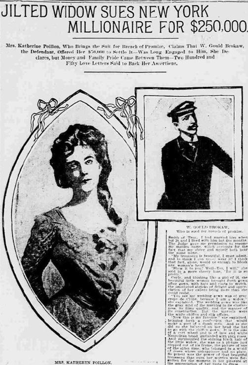 Katherine Poillon, Brokaw, Rumpus