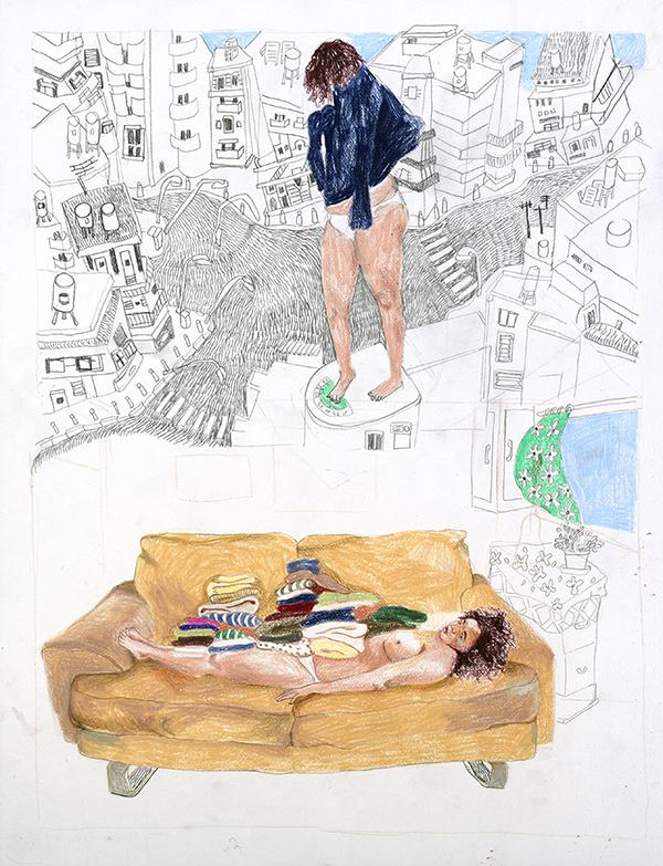 "Image from ""Rashomon Ramat Gan"" by Keren Katz"
