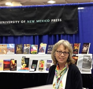 Sharon at AWP 2015