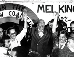 Mel King for Mayor