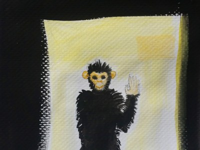 Monkey-Fiction 2