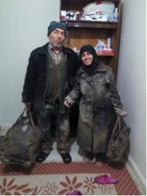 Ibrahim's parents