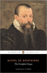 montaigne essays skepticism Montaigne and descartes: two different conceptions of experience  when one  reads the essays of montaigne and descartes' discourse on.