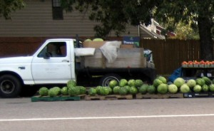 The Watermelon Truck