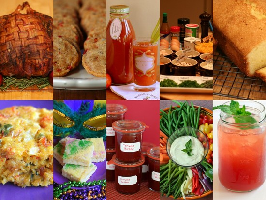 Top Ten Recipes 2013