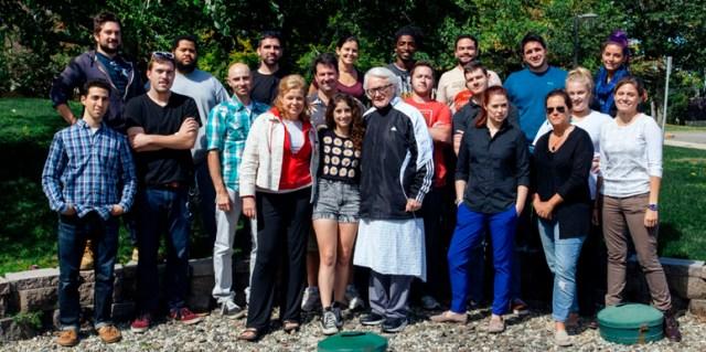 Goldstar Cast & Crew Photo