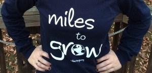 miles to grow