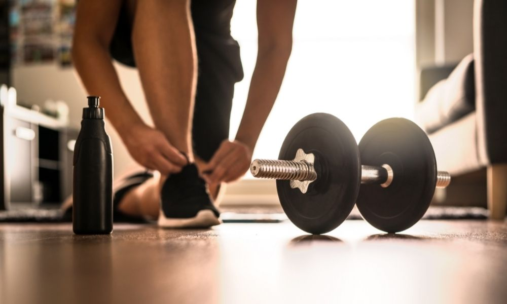 Best Ways To Stay Fit Around the House
