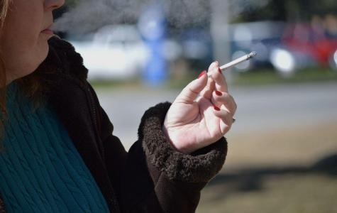 Smoking ban would threaten students' rights