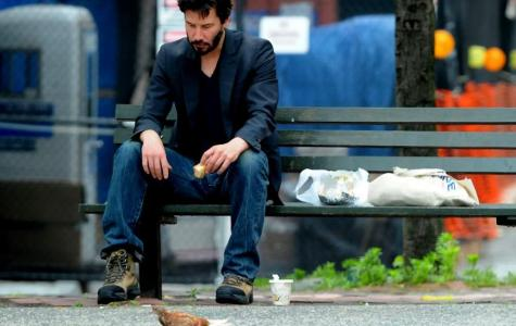 Runner Cast – Keanu Reeves