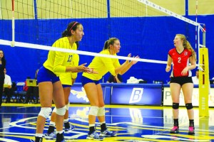 CSUB's volleyball team finished last season 17-16 on its way to being the first sports team to win the Western Athletic Conference Tournament. As of Sept. 9, the Roadrunners have started the season 1-6. The Runner Archives