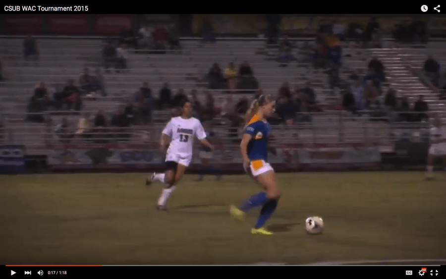 CSUB downs New Mexico State in 1st round of WAC tourney