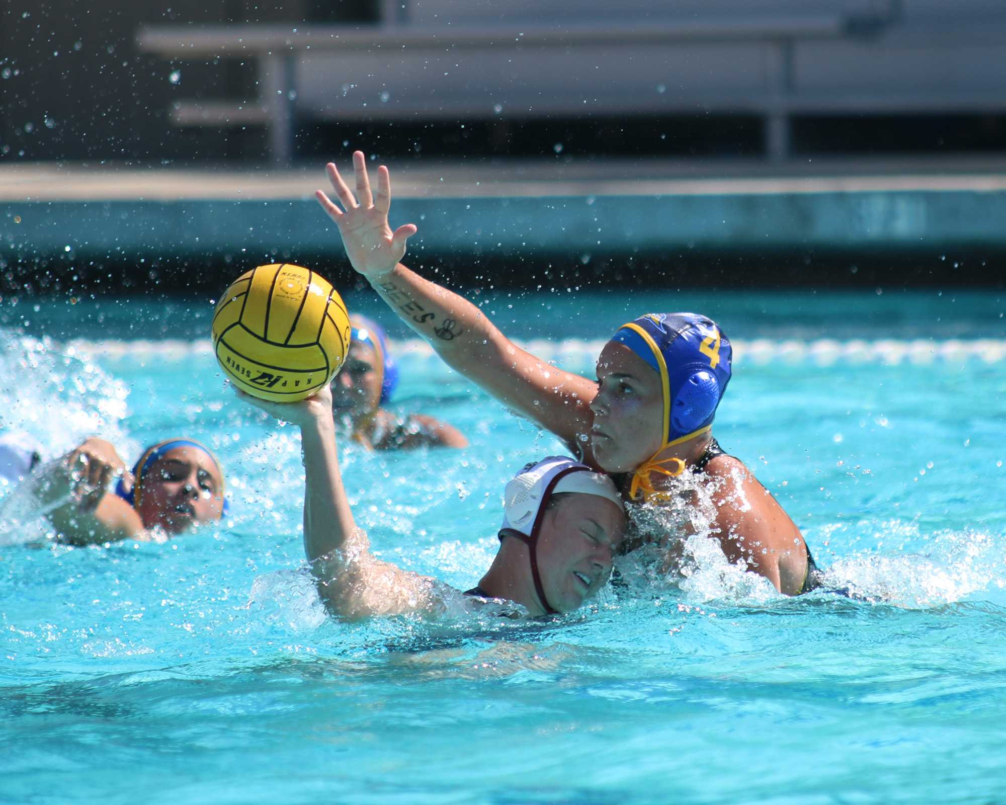 UCLA Womens Water Polo loses to Stanford 7-6 in the NCAA