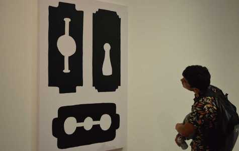 Faculty share artwork at Todd Madigan Gallery