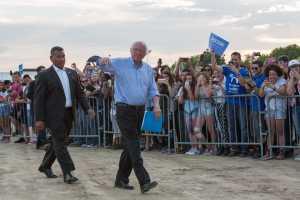 Breaking News: Bernie Sanders coming to CSUB