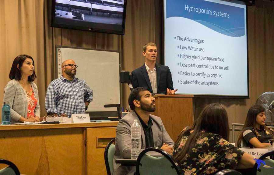 ASI board approves $42K for University Garden kitchen