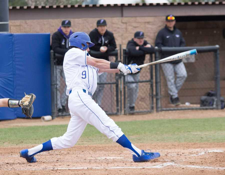 CSUB completes four-game sweep of Portland