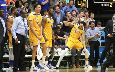 CSUB runs away with second-round win