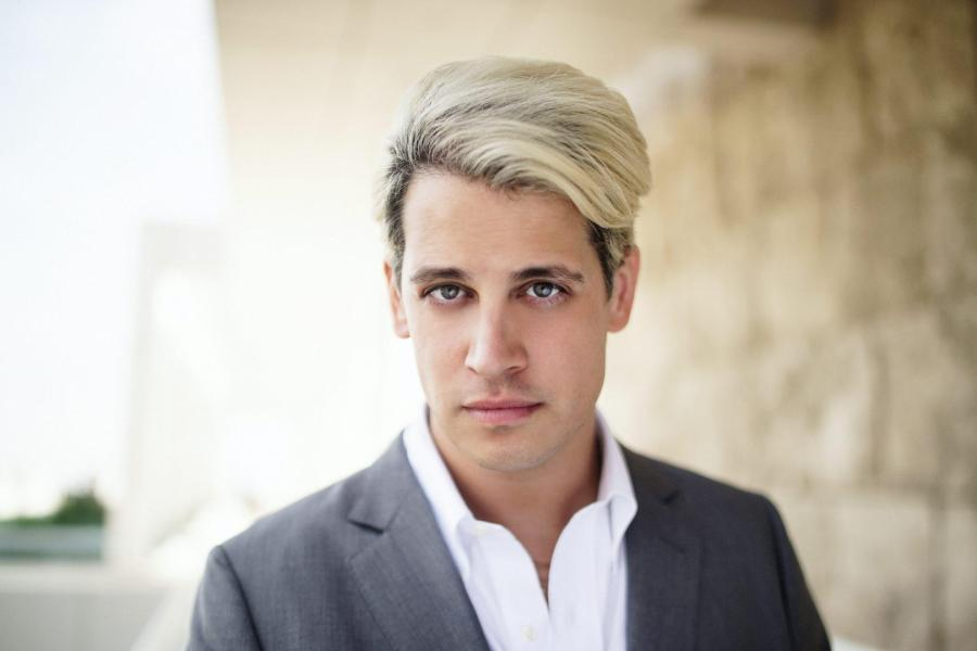 Photo from Milo Yiannopoulos' Facebook