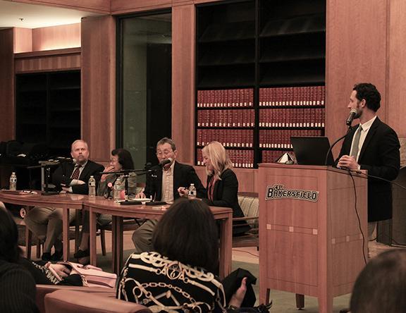 CSUB institutes hold Japanese internment panel discussion