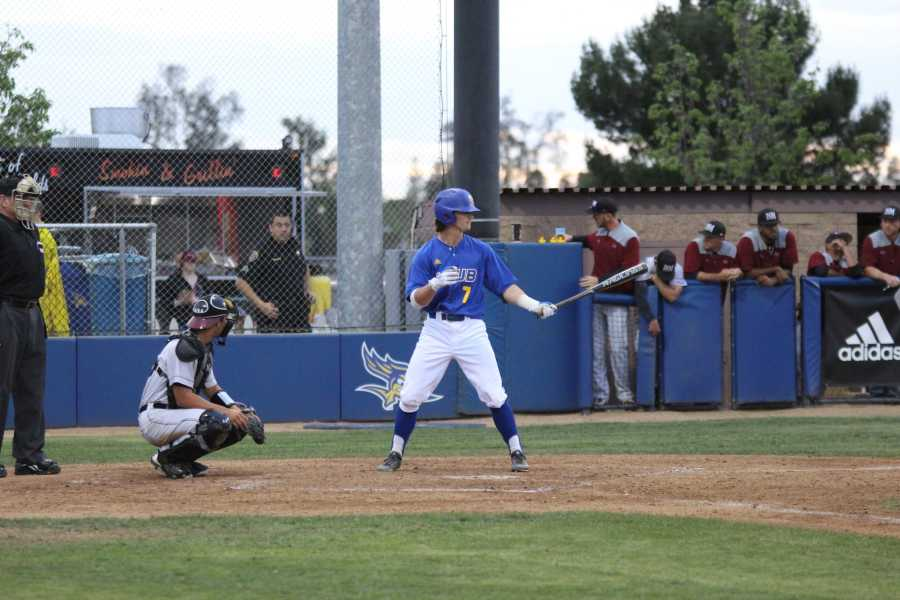 Senior+Andrew+Penner+gets+set+for+an+at+bat+during+the+Friday%2C+April+6+WAC+game+against+New+Mexico+State+University+at+Hardt+Field.%0A%0APhoto+by%2F+Ricky+Gonzales