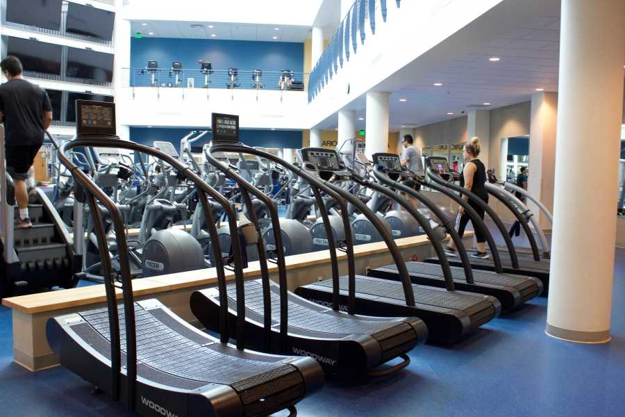 Student Recreation Center awaits new equipment