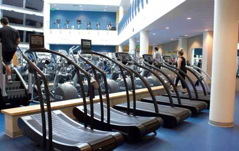 Student Recreation Center awaits new equipment