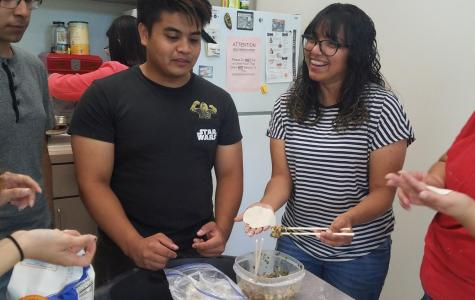 Students get a taste of Chinese culture