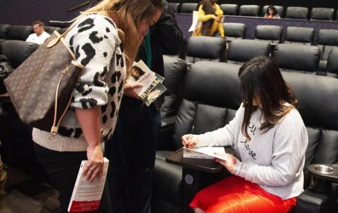 Human Trafficking survivor tells story to the Kern County community
