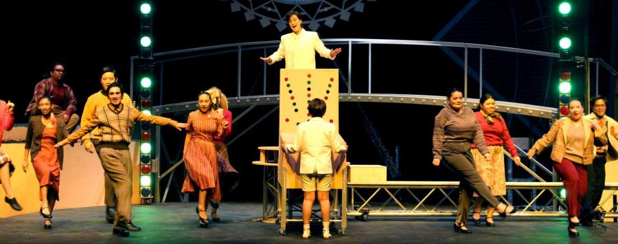 "CSUB Theatre performs The Who's rock opera, ""Tommy"""