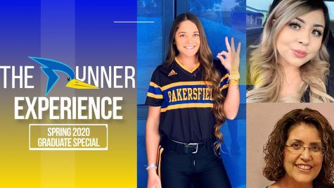 The Runner Experience: Spring 2020 Graduate Special- Volume I