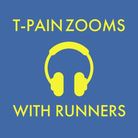 T-Pain zooms with Runners