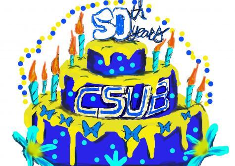 CSUB turns 50: Celebrating with digital telethons, trivia, and Sir Richard Branson